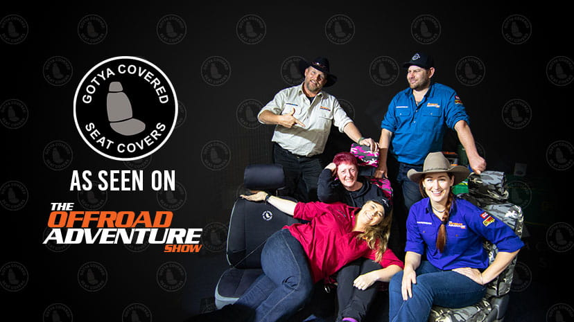 Gotya Covered featured on the Offroad Adventure Show